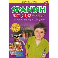 Language Tree - Spanish for Kids Level 1 Volume 1 (DVD)