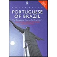 Colloquial Portuguese of Brazil: The Complete Course for Beginners (Book, Audio Cassettes, & Audio C
