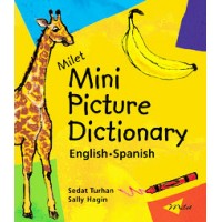 Tuttle - Milet Mini Picture Dictionary English-Spanish