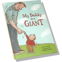 My Daddy is a Giant in Japanese & English (HB)