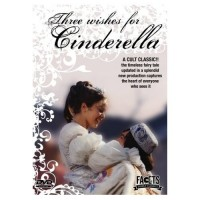 Three Wishes for Cinderella (Czech DVD)