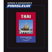 Pimsleur Thai Comprehensive (16 Audio CD's / 30 Lessons)