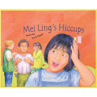 Mei Ling's Hiccups in Portuguese & English (Paperback)