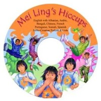 Mei Ling's Hiccups in Multiple Languages & English on CD