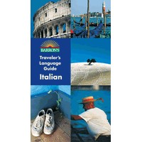 Barron's Traveler's Language Guides - Italian