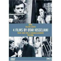Four Films By Otar Iosseliani (DVD)