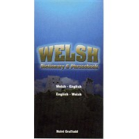 Hippocrene Welsh - Welsh Dictionary & Phrasebook