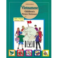 Hippocrene - Vietnamese Children's Picture Dictionary