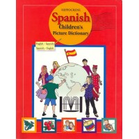 Hippocrene - Children's Illustrated Spanish Dictionary