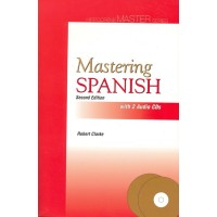 Hippocrene Spanish - Mastering Spanish With Audio CDs