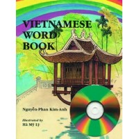 Vietnamese Word Book w/ Audio CDs