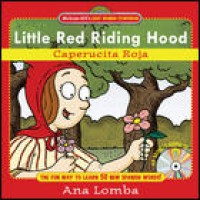 Easy Spanish Storybook - Little Red Riding Hood / Caperucita Roja