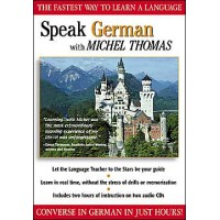 McGrawHill German - Speak German with Michel Thomas (2 Audio CDs)
