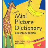 Milet Mini Picture Dictionary English-Albanian