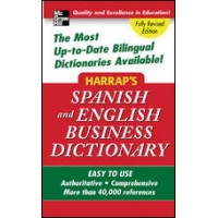 McGrawHill Spanish - Harrap's Spanish and English Business Dictionary
