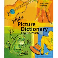Milet Picture Dictionary English-Polish (Hardcover)