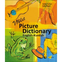 Tuttle - Milet Picture Dictionary English-Kurdish