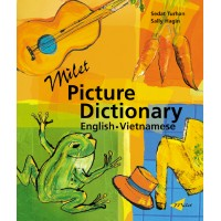 Milet Picture Dictionary English-Vietnamese (Hardcover)