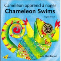 Chameleon Swims (English-French)