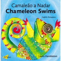 Chameleon Swims (English-Portuguese)