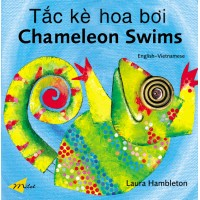 Chameleon Swims (English-Vietnamese)