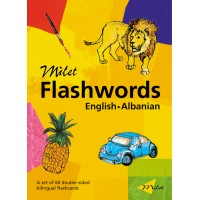 Milet Flashwords (English-Albanian)