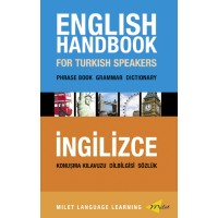 English Handbook for Turkish Speakers (Book Only)