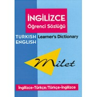 Milet Turkish-English Learner's Dictionary (Book)
