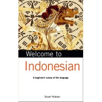 Welcome to Indonesian (Book)