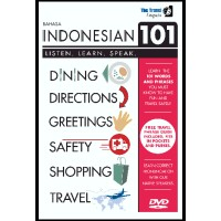 Indonesian language products bahasa indonesia 101 dvd m4hsunfo