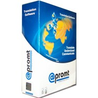 Promt Professional Russian-French-Russian Advanced Translation System