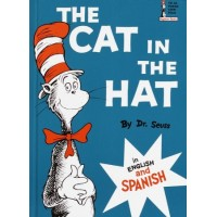 The Cat in the Hat in English and Spanish (HC)