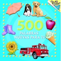 500 parabras nuevas para ti / 500 New Words for You (PB)