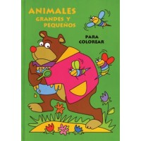 Animales grandes y pequenos / Big and Small Animales (PB)