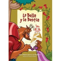 La bella y la bestia / Beauty and the Beast (PB) - Spanish