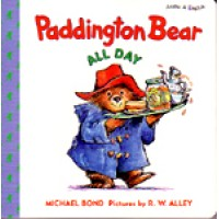 Paddington Bear All Day in Vietnamese & English