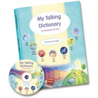 My Talking Dictionary - Book & CD Rom in Albanian & English (PB)