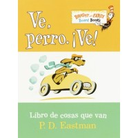 Ve, Perro, Ve! / Go, Dog, Go! (Book)