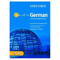 Oxford German - Take Off in German (Book and 4 Audio CDs)
