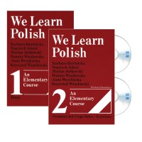 We Learn Polish (Book & Audio CDs)