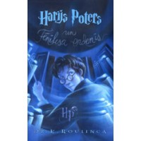 Harry Potter in Latvian [5] Harijs Poters un feniksa ordenis (HC)