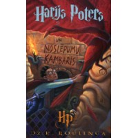 Harry Potter in Latvian [2] Harijs Poters un noslepumu kambaris (HC)