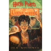 Harry Potter in Latvian [4] Harijs Poters un uguns bikeris (HC)