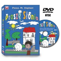 Please, Mr. Elephant (Polish DVD)