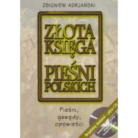 Golden Book of Polish Songs (Hard Cover with DVD)