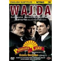 Promised Land Ziemia Obiecana (ES) (DVD)