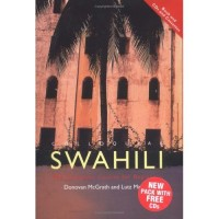 Colloquial Swahili (Book and Audio CDs)