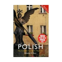Colloquial Polish (Book, Audio Cassettes, and Audio CDs)