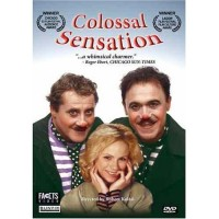 Colossal Sensation (Hungarian DVD)