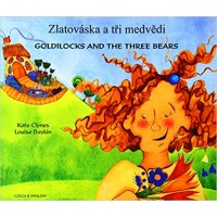 Goldilocks & the Three Bears in Czech & English (PB)